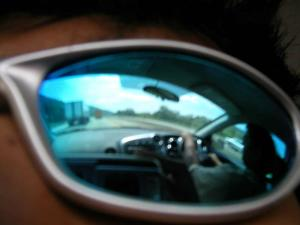 Rohit Gondkar | sun glasses windshield 2in1 | in my car