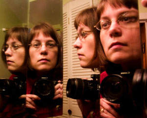 Nancy Ward | Multi Mirrors | my bathroom