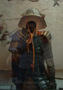 Beto Chavez | samurai | Mexico City