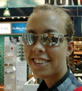 Alexandra Knowles | Shopping | Dubai International Airport