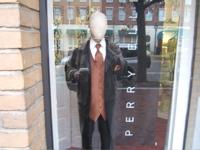 Robbie Hayes | Coffee and Window Shopping | Washington, DC