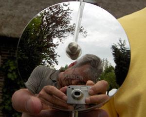 Ton Haex | Me in the Clock | Nieuwlande