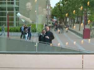 Jeroen | Outside of the van Gogh Museum | Amsterdam