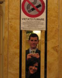 Alessandro Longo   No smoking   Vibo Valentia, Italy