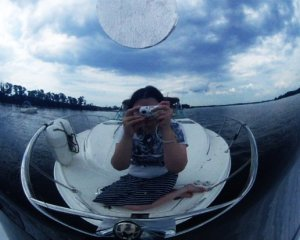 Michelle | Boating | Virginia -  Potomac River