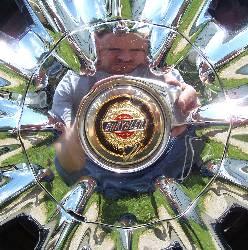 David Light | Chrome | Royal Oak, Michigan