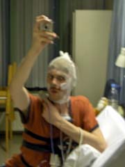Jip | Shocker is back | Hospital Room