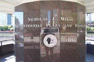 Nguyen Nguyen | Centennial Fountain | Chicago, IL