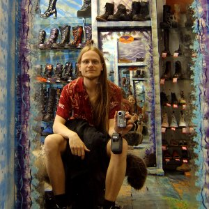 Fergus Ray Murray | Shoe-Shop Reflections | London