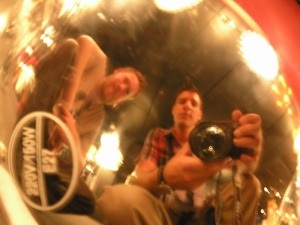 Bram de Jong | phil and me and a lamp | Barcelona