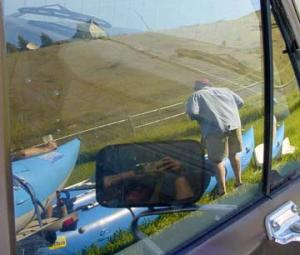 April Blankenship | Getting Ready | Missoula, MT