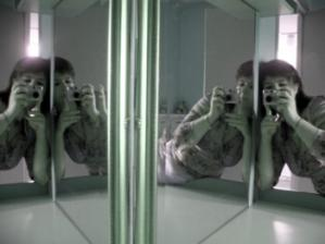 Marianne van Dijk | Playing with mirrors