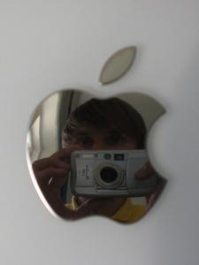 Sebastian | a reflective apple...