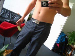 Mac Mueller   Belly man