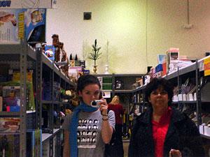 Corie   2-way mirror.   Fremont, CA