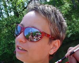 Zbyszek Nowicki | Glasses again | Wda River