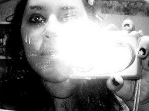 Ariane Ramirez | Scratched Mirror | my room