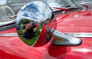 Tim Lynch | Honda Roadster | Lars Anderson Museum of Transportation, Brookline MA