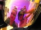 Katrina | Helmet Shot | Plymouth, U.K.