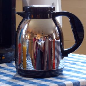 Fergus Ray Murray | Breakfast in a Coffee Pot | Nova Scotia