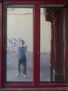 luis pita   dear old mirror   Madrid