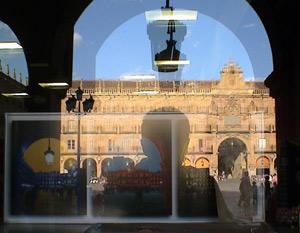 Miguel Café | Plaza Mayor | Salamanca, Spain