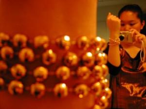 Vanessa Lin | Gold Beads | Walnut, CA