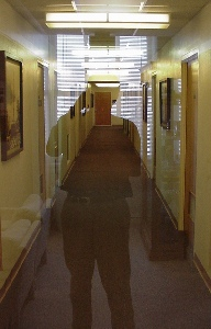 Wallace | Down the hall... | Midland, Texas
