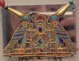 Joan Lansberry   'Met' Me and the Egyptian Treasures   NYC, USA