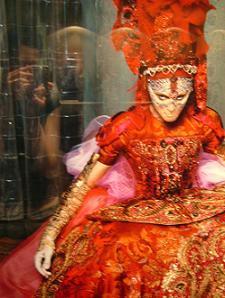 Sara B. | I'm so scared of cruel queens | steven klein@firenze - italy