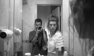 Derek Hardinge | Our trip to the bathroom | Congress Plaza Hotel, Chicago