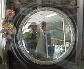 Joan Lansberry | Window Shopping | Yuma, Arizona