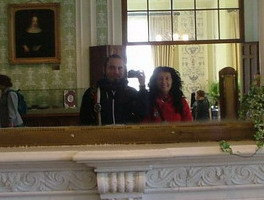 Manu | ...in the old mirror... | Ireland - Kylemore Abbey in Connemara