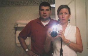Rachel Balducci | Bride and Groom | Bathroom, Chateau Elan Inn, Atlanta