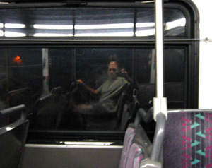 richard wakefield | The Bus Ride | Tempe, Arizona