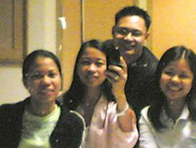 Marlin Pan | Reflection | Pasig City, Philippines