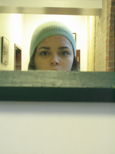 Aubrie Marrin | Dumbo Mirror | Dumbo, Brooklyn