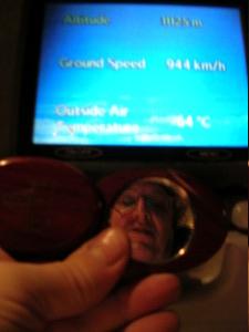 Alan Clifford   944 km / hour   11125 m