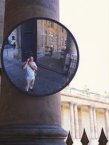 Carlos Carreter | Selfportrati in Paris