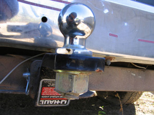 Keith Brewer | Trailer Hitch | Mesa, Arizona