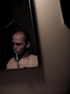 Sigurur H�gni J�nsson | brushing | Copenhagen, Denmark