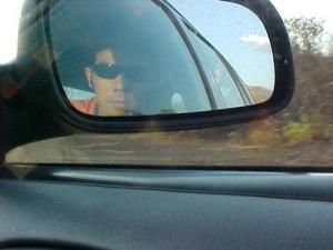 Alessandro F. de Andrade | Retrovisor - Side view mirror | Piau� / Brasil