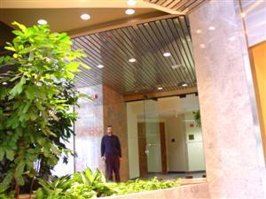 Jim Sannerud | Lobby at Work | Stamford, CT