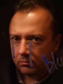 giuseppe prisco | I'm feeling blue... | roma - Italy