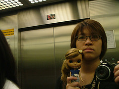Jamie Y | In the lift, yo. | Singapore
