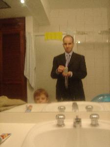 Eloy   brush my teeth   Caracas
