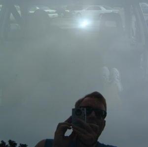 Jim Wolff | Gray Window - Gray Sky | Ventura, California