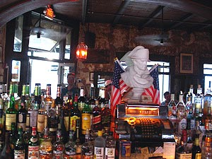 Chuck Taggart | Napoleon House, New Orleans | New Orleans, LA