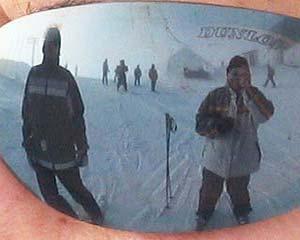 Carlos Carreter | In the sunglasses | Ski Resort of Artouste, Pyr�n�es-Atlantiques (France)