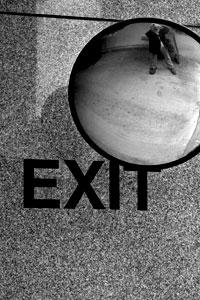 Paul Politis | No Exit | Ottawa, Ontario